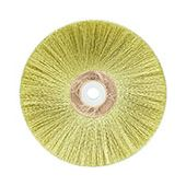 """4"""" Plater's Crimped Wire Wheel"""